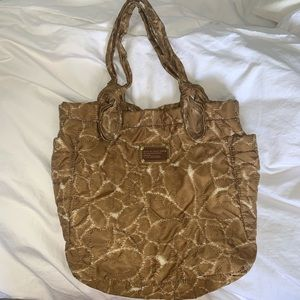 Marc by Marc Jacobs printed nylon tote